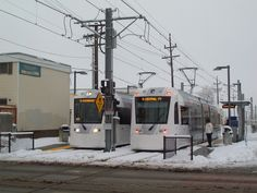 S-Line (formerly known as Sugar House Streetcar), is a public transit streetcar line in northeastern Salt Lake County, Utah