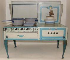 My Vintage Toy Kitchens