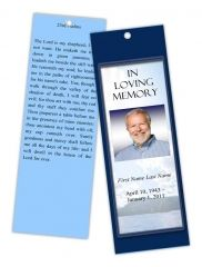 memorial bookmarks template free - 1000 images about planning a funeral on pinterest
