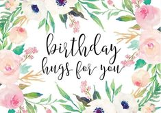 Are you looking for inspiration for happy birthday quotes?Check this out for unique birthday inspiration.May the this special day bring you fun. Happy Birthday For Her, Birthday Hug, Happy Birthday Meme, Birthday Posts, Happy Birthday Pictures, Happy Birthday Greetings, Birthday Messages, Happy Birthday Quotes For Friends, Birthday Blessings