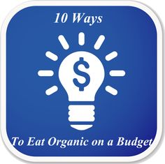 eat organic on a budget