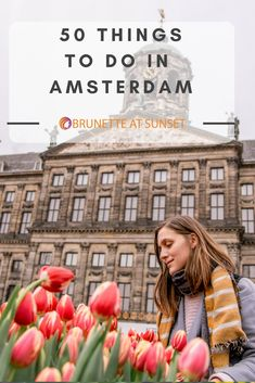 A list full of fun activities, restaurants, museums and more cool things to do in Amsterdam. It includes the touristy must do's, but also some local hidden gems!