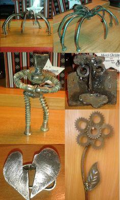 fast scrap metal fun projects