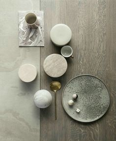A moodboard is always an inspiration to interior design! Color Composition, Mood Images, Mood And Tone, Colour Board, Home And Deco, Home Living, Living Room, Small Living, Decoration Table