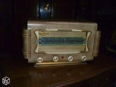 Poste de radio ancien Ameublement Maine-et-Loire - leboncoin.fr