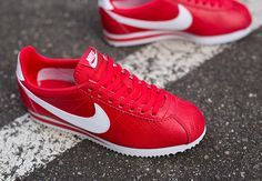 #Nike #RedCortez