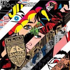 Influenced by pop art