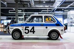 Fiat 126, Fiat Abarth, Steyr, Rally Car, Peugeot, Cars And Motorcycles, Cool Cars, Classic Cars, Automobile