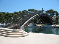 Pješački most by kpmst7, via Flickr