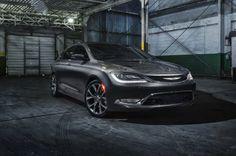 Detroit Auto Show 2014: Chrysler 200