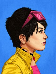 Pin for Later: Whoa! These Marvel Images Are Trippy AF Jubilee