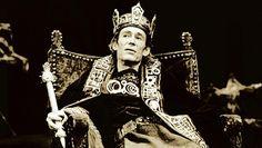 Peter O'Toole in Macbeth