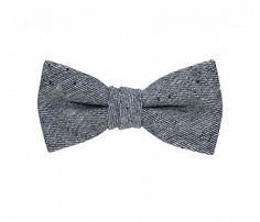 Costo - 100% Recycled Denim Bow Tie II - CAPSULE COLLECTION