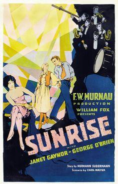 Amanecer, una Canción de Dos Seres Humanos (1927)