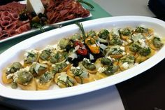 Crostini at Antone's Banquet Centre #AntonesBanquet #AntonesFood #Crostini #Catering http://www.antonesbanquet.com/