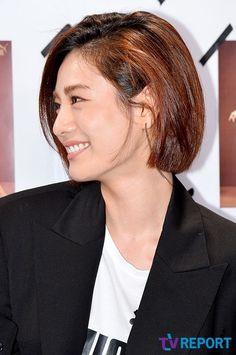 """【PHOTO】AFTERSCHOOL ナナ、スポーツブランドのイベントに登場""""ショートボブでますますキレイに"""" - ENTERTAINMENT - 韓流・韓国芸能ニュースはKstyle"""