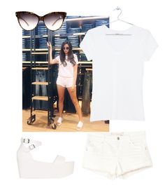 a9a928d256 These celebs will school you on how to wear the plain white tee.