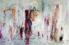 """Saatchi Art Artist Michelle Hold; Painting, """"Let it be"""" #art"""