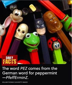 Vintage Toys PEZ Dispensers -- Good Housekeeping -- -- 40 Most Valuable Toys From Childhood - Best Vintage Kids Toys - Man, we wish we'd held on to so. Childhood Toys, Childhood Memories, 1970s Childhood, Antique Toys, Vintage Toys, Top Vintage, Candy Pictures, Toys Shop, Old Toys