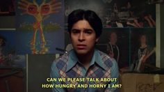 """Sometimes you just need a little attention. 