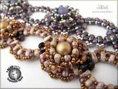 Eva Dobos-Hungary  Bi-Bo Beads, Matubo 7/0 Round Beads