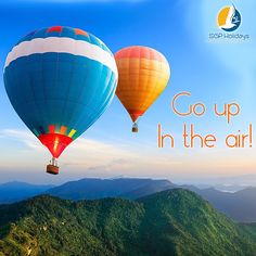 #HotAirBalloon ride, Sure,one of the activities on your #Travel #BucketList? A must #Experience thing in a lifetime. #NeverStopExploring #360DegreeView #HotAirBalloons #HotAirBallooning #HotAirBalloonRide #GoBallooning #Happiness #Adventure #Escape #Wanderlust #Explore #Weekend #Getaway #Traveltheworld #Fly #LetsGoEverywhere