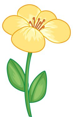View album on Yandex. Art Drawings For Kids, Drawing For Kids, Easy Drawings, Rock Flowers, Flower Quilts, Flower Clipart, Motif Floral, Rock Crafts, Cross Stitch Flowers