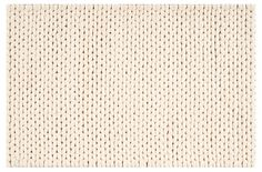 Fargo Braided Rug, Winter White | Get the Look | One Kings Lane