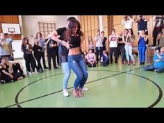 Dance Tips - Video : Daniel y Desiree, Bachata Festival Stuttgart, 2016 (Ett Sista Glas - Miriam Bryant) - Health Cares Dance Lessons, Swim Lessons, Dance Tips, Shall We Dance, Lets Dance, Daniel Y Desiree Bachata, Dj Khalid, Belly Dancing Classes, Funny Video Memes