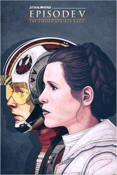 El imperio contraataca Star Wars