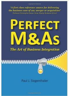 Fact: 50 to 80% of mergers and acquisitions fail. This book goes straight to the root causes of most of those failures, and hones in on the specific elements that senior and middle managers can use or develop to deliver an orderly business integration, a smoother experience for the individuals in the organisation, and the realisation of the benefits that the initiators of the merger had promised to deliver. Cote : 4-2232-2 SIE