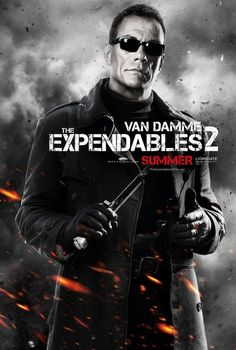 Van Damme-Expendables 2