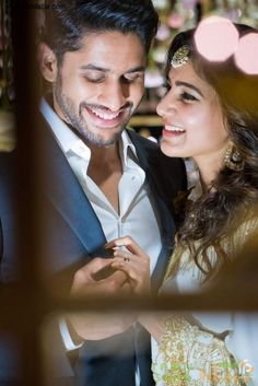 NagaChaitanya and Samantha Engagement Photos - Image 2 of 5