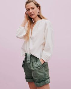 J.Crew: Clothes, Shoes & Accessories For Women, Men & Kids J Crew Looks, Summer Lookbook, Short Outfits, Cashmere Sweaters, Mens Suits, What To Wear, Cotton, Clothes, Tops