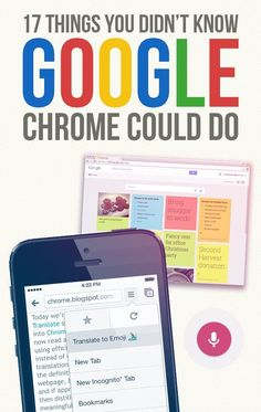 17 Things You Didn't Know Google Chrome Could Do - #Infographic