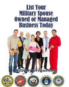 or Business? Military Spouses and Military Veterans have a lot to offer. We want to help you get the word out about your business to the military-families that live around you! Military Spouse, Military Veterans, Military Families, Employment Service, Employment Opportunities, Leadership Traits, Career Information, Employee Wellness, Small Business Solutions