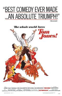 'Tom Jones': Best Picture and Best Adapted Screenplay (1963)