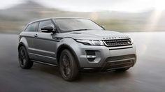 Make:  Range Rover  Model: Evoque  Shade of Grey: Stornoway Grey