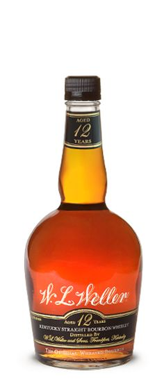 WL Weller 12 year bo