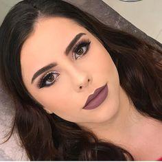 @danylimamakeup 🌸✨ Pretty Face, How To Look Pretty, Viva Glam, Eyebrow Makeup, Hair Makeup, Night Makeup, Summer Makeup, Wedding Beauty, Makeup Addict