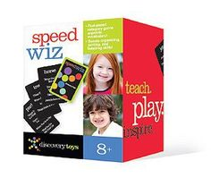 Discovery Toys - Speed Wiz; a wonderful game for the car!