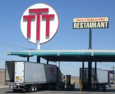 Triple T Truck stop, Tuscon AZ