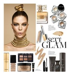 """Glamorous Make Up!"" by natalia-gangs ❤ liked on Polyvore featuring beauty, Givenchy, Burberry, Bobbi Brown Cosmetics, Urban Decay, Tom Ford, Lancôme, NARS Cosmetics and Marc Jacobs"