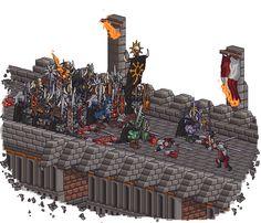 Pixel Chaos by SteelJoe on DeviantArt Warhammer Lore, Warhammer 40k Memes, Warhammer 40k Miniatures, Warhammer Fantasy, Warhammer 40000, Fantasy Battle, Fantasy Weapons, Medieval Fantasy, Dark Fantasy