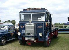 Leyland Vintage Trucks, Old Trucks, Old Lorries, Jeep Truck, Commercial Vehicle, Classic Trucks, My Ride, Cool Cars, Vans