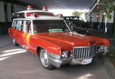 Cadillac Ambulance - 1970 | Flickr - Photo Sharing!