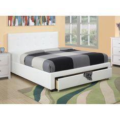 Valhalla Upholstered Platform Bed