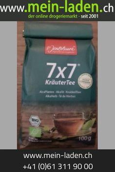 JENTSCHURA Kräuter Tee at mein-laden.ch Drogeriemarkt Kraut, Coffee, Drinks, Food, Products, Plant, Roots, Mint, Feel Better