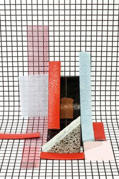 Creative Abstract, Pantones, Set, and Design image ideas & inspiration on Designspiration Design Food, 80s Design, Design Art, Graphic Design, Design Ideas, Interior Design, Mondrian, Creative Inspiration, Color Inspiration