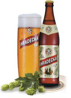HRADECKÁ 10° | Měšťanský pivovar Havlíčkův Brod a.s.